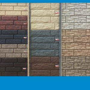 Фасадные и цокольные панели STONE HOUSE Ю-Пласт