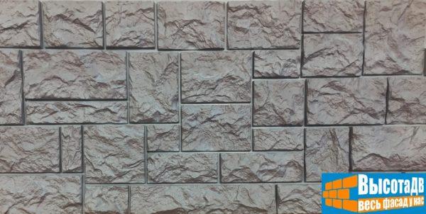Северный камень серый
